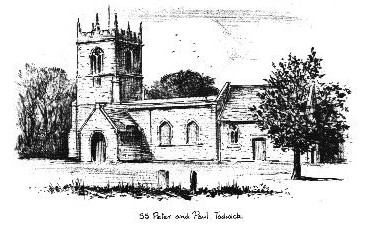The Church of St Peter and St Paul, Todwick